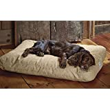 Orvis Toughchew Dog Bed / Small Dogs Up To 40 Lbs., Herringbone