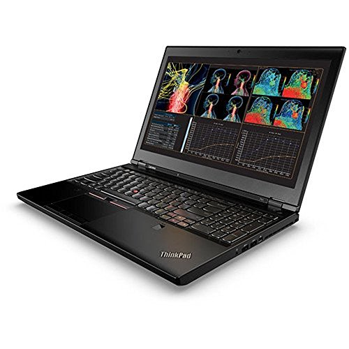 Lenovo ThinkPad P51 15.6'' Premium Mobile Workstation Laptop (Intel i7 Quad Core Processor, 16GB RAM, 512GB SSD, 15.6 inch FHD 1920x1080 IPS Display, NVIDIA Quadro M1200M, FingerPrint, Win 10 Pro)
