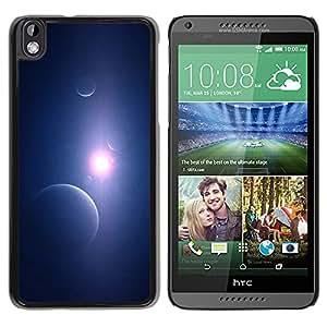 Stuss Case / Funda Carcasa protectora - That Middle Light Beam - HTC DESIRE 816