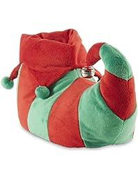 Women's Elf Christmas Slippers
