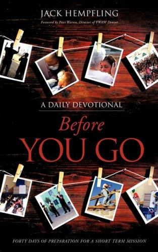 Before You Go: A Daily ()
