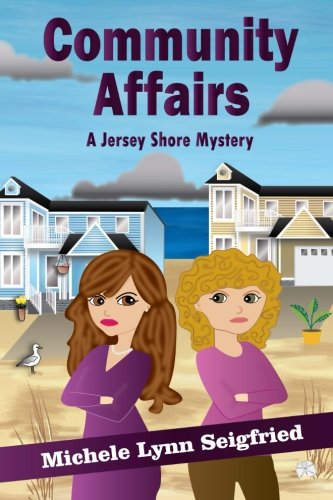 Community Affairs  Jersey Shore Mystery Series   Volume 3