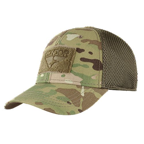 All Star Multi Eyelet - Condor Outdoor Flex Mesh Cap, Color Multicam, Size L/XL