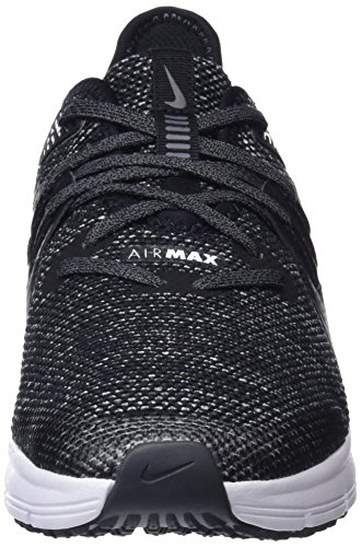 001 Running White Black Bg Grey Max 3 Black Sequent Boys Shoes Air NIKE Dk fqF4pq