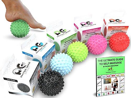 Physix Gear Massage Balls Reflexology