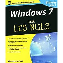 Windows 7 pour les nuls -8 livres en 1)