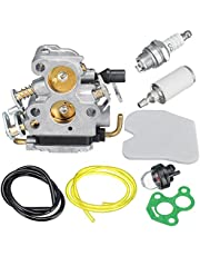 ChaRLes Carb Kit voor C1T-W33 carburateur 4 Zama Husqvarna 240 240E 235 235E