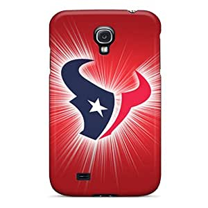 New GRW778YGLV Houston Texans Tpu Cover Case For Galaxy S4