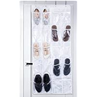 L-Fine Over The Door Shoe Organizer