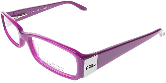 b68c6115b2f Genuine Polo Ralph Lauren Purple Designer Eye Reading Glasses ...
