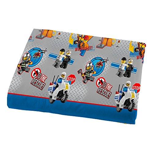Lego City Sheet Set, Twin - Import It All