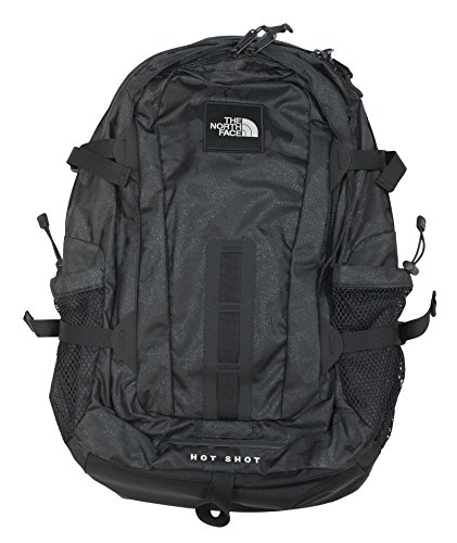 Shot Laptop Backpack - Men's The North Face Hot Shot Limited Edition Backpack TNF Black Camo Size One Size