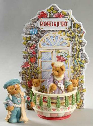 - Cherished Teddies - Romeo and Juliet...There's No Rose Sweeter Than You; Wherefore Art Thou Romeo? 203114 by Pricilla and Glenn HillmanEE?EEs Cherished Teddies Collection