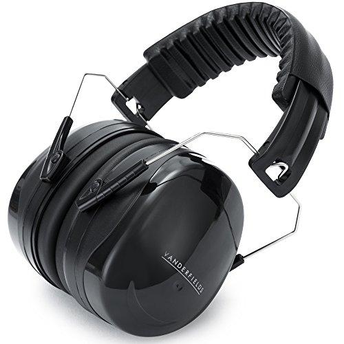 Ear Defenders Adult - Foldable Shooting Earmuffs Headphones – Hearing...