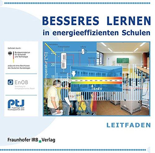 Leitfaden - Besseres Lernen in energieeffizienten Schulen.