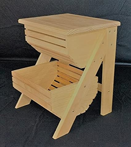 Nautical End Table Clam Hod Design