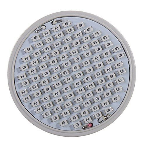 Sonmer E27 106 LED Grow Light Hydroponic Lighting, For Flower Hydroponics System Indoor Garden Greenhouse