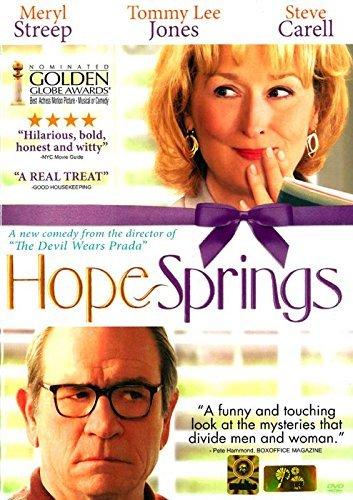 Hope Spring (Region 3 DVD) Meryl Streep, Tommy Lee Jones, Steve Carell by Meryl Streep (Meryl Streep Tommy Lee Jones Steve Carell)