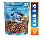 Blue Diamond Almonds Bold Salt N  Vinegar, 25 Ounce