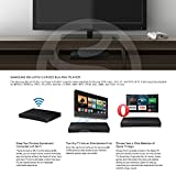Samsung BD-J5700 Wi-Fi Blu-Ray Disc Player with Remote, HDMI Cable + FiberTique Cleaning Cloth