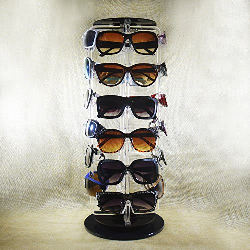 Mooca Acrylic Rotating Eyewear Display, 24 Frames by Mooca (Image #5)