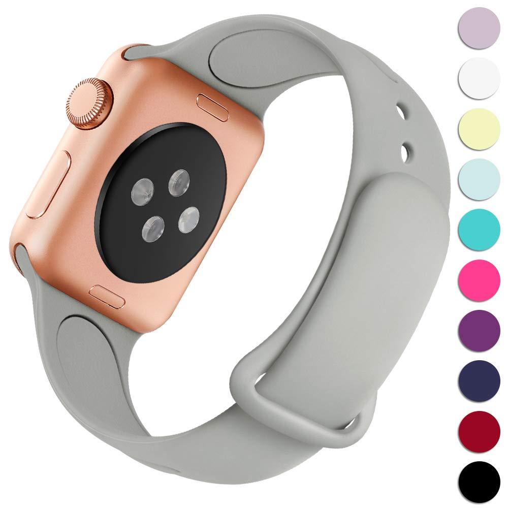Malla Silicona para Apple Watch (38/40mm) HAVEDA [7H3QZPXR]