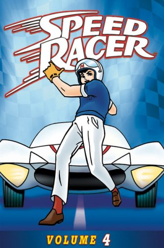 (Speed Racer, Vol. 4 - Episodes 37-44)