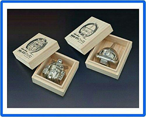 人気デザイナー ガンダム 錫製ぐいのみ ガンダム B077ZQTXNR 錫製ぐいのみ ガンダム&シャア専用ザクセット B077ZQTXNR, キヨシ生活空間:a7646758 --- a0267596.xsph.ru