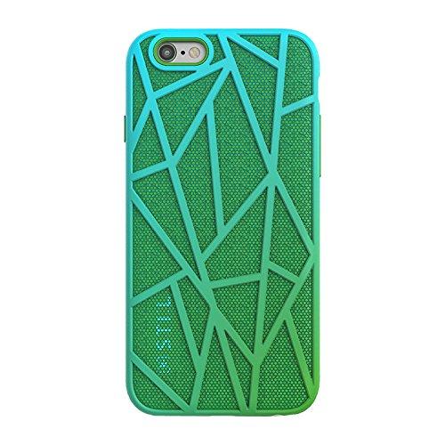 interne�? L�? Free Run Coque pour Apple iPhone 6/6S–Vert