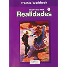 Amazon prentice hall books realidades 1 practice workbook fandeluxe Images