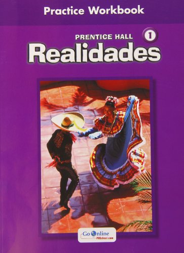 realidades 1 practice workbook - 1