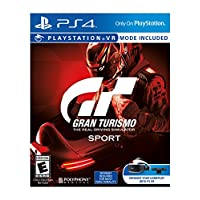 gamestop.com deals on Gran Turismo Sport for PlayStation 4