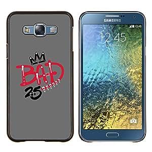LECELL--Funda protectora / Cubierta / Piel For Samsung Galaxy E7 E700 -- Malo 25 --