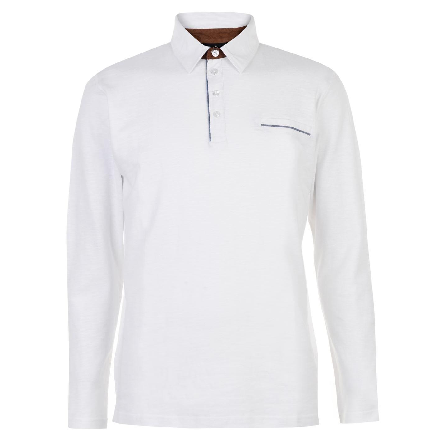 Pierre Cardin - Polo - para Hombre Blanco Medium: Amazon.es: Ropa ...