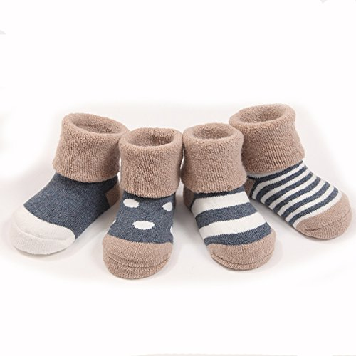 gryiyi-unisex-baby-4-pair-boys-girls-winter-warmer-cute-socks-turn-cuff-for-0-36-months-0-6-months-d