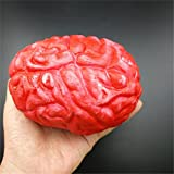 VWH Bloody Fake Broken Brain Halloween Party Props Decoration