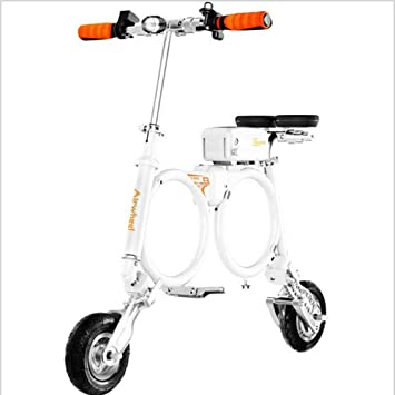 Mini Portable Adult Scooter/Double Ring Multi-Fold Structure Frame ...