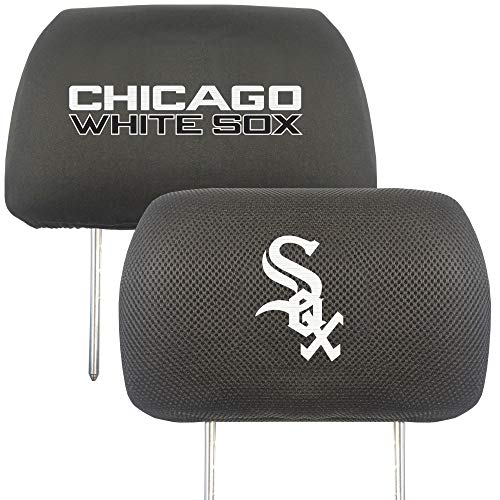 FANMATS MLB - Chicago White Sox Head Rest Cover
