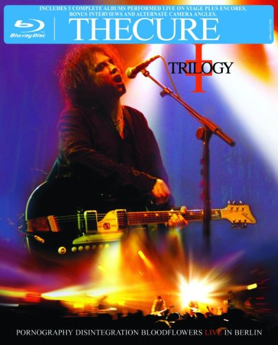 Blu-ray : The Cure - The Cure: Trilogy (Blu-ray)