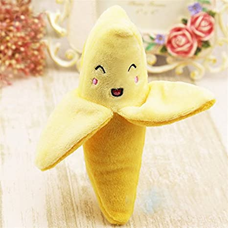 Amazon.com : HBK Traumdeutung Banana Cats Toys Accessories Small Dog Products for Pets Kitten Interactive Puppy Toy Cat kat speelgoed jouets Chat : Pet ...