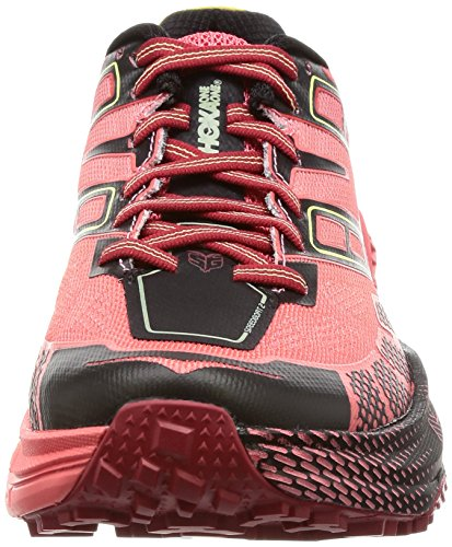 Hoka One One Donna Speedgoat 2 Scarpe Da Trail Dubarry / Peperoncino
