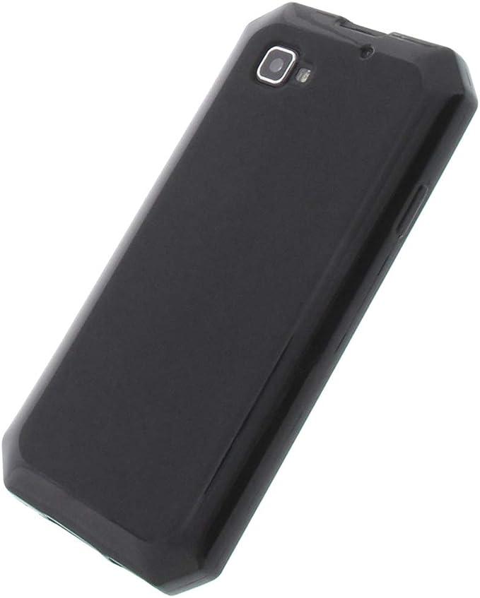 foto-kontor Funda para Nomu S30 Protectora de Goma TPU para móvil ...