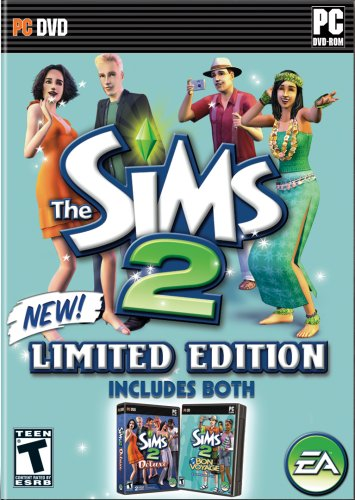 dition (Includes Sims 2 Deluxe and Bon Voyage) - PC ()