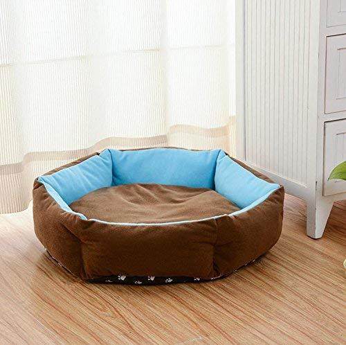 Kennel Pads Dog Beds Pet Bed Blankets Dog Bed Cat Nest Detachable Warm Winter Warm Mat Dog Bed Dog Sofa Pet Supplies M 45  45CM Cat Bed Pet Supplies Cover