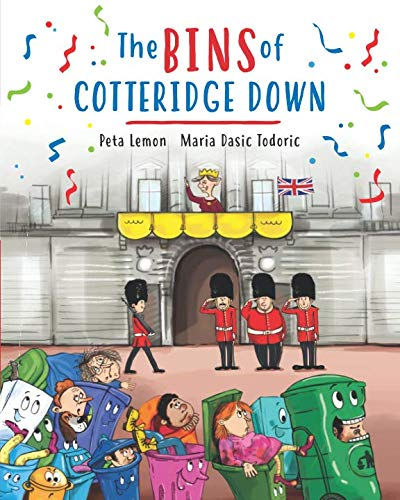 Book cover from The Bins of Cotteridge Down by Peta Lemon