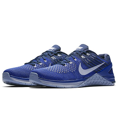 Cross Dark Mens Dark Blue Royal Training Nike Blue Flyknit Metcon Sky Shoes DSX qwfnpvI
