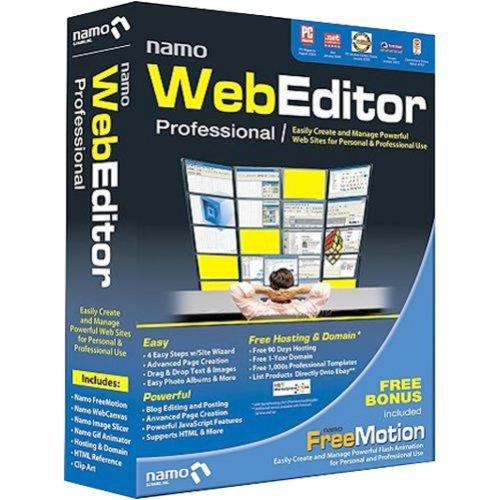 namo webeditor 8