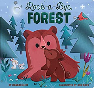 Book Cover: Rock-a-Bye, Forest