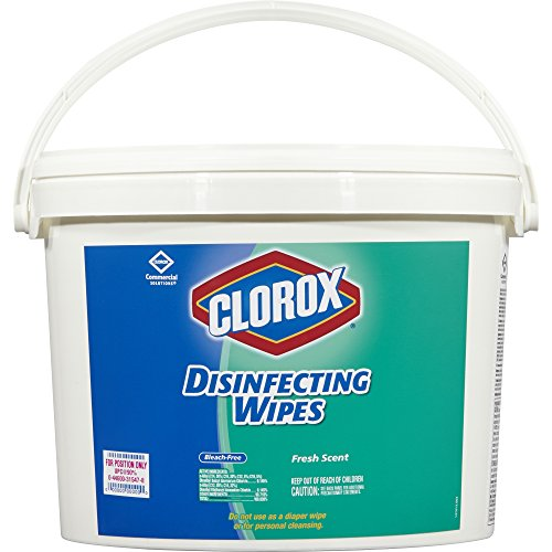 Clorox Disinfecting Wipes, Fresh Scent, 700 Wet Wipes