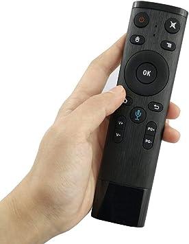 Amazon.com: docooler 2,4 G, inalámbrico aire mouse remoto ...
